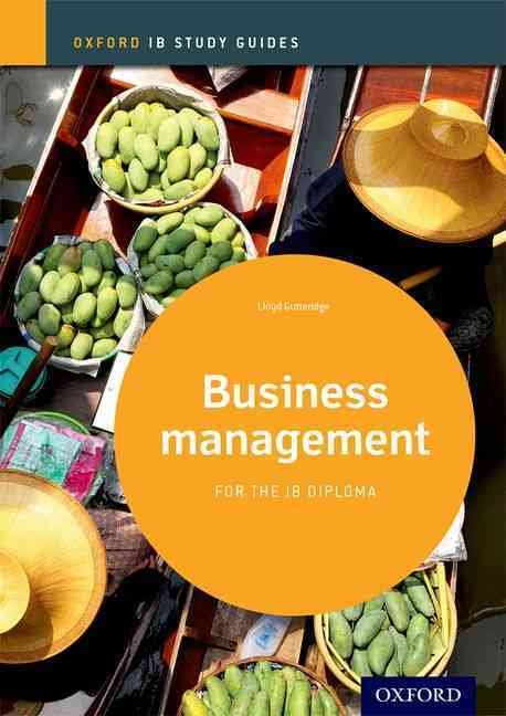 Business Management 2014 By Gutteridge, Lloyd [Study Guide Edition]