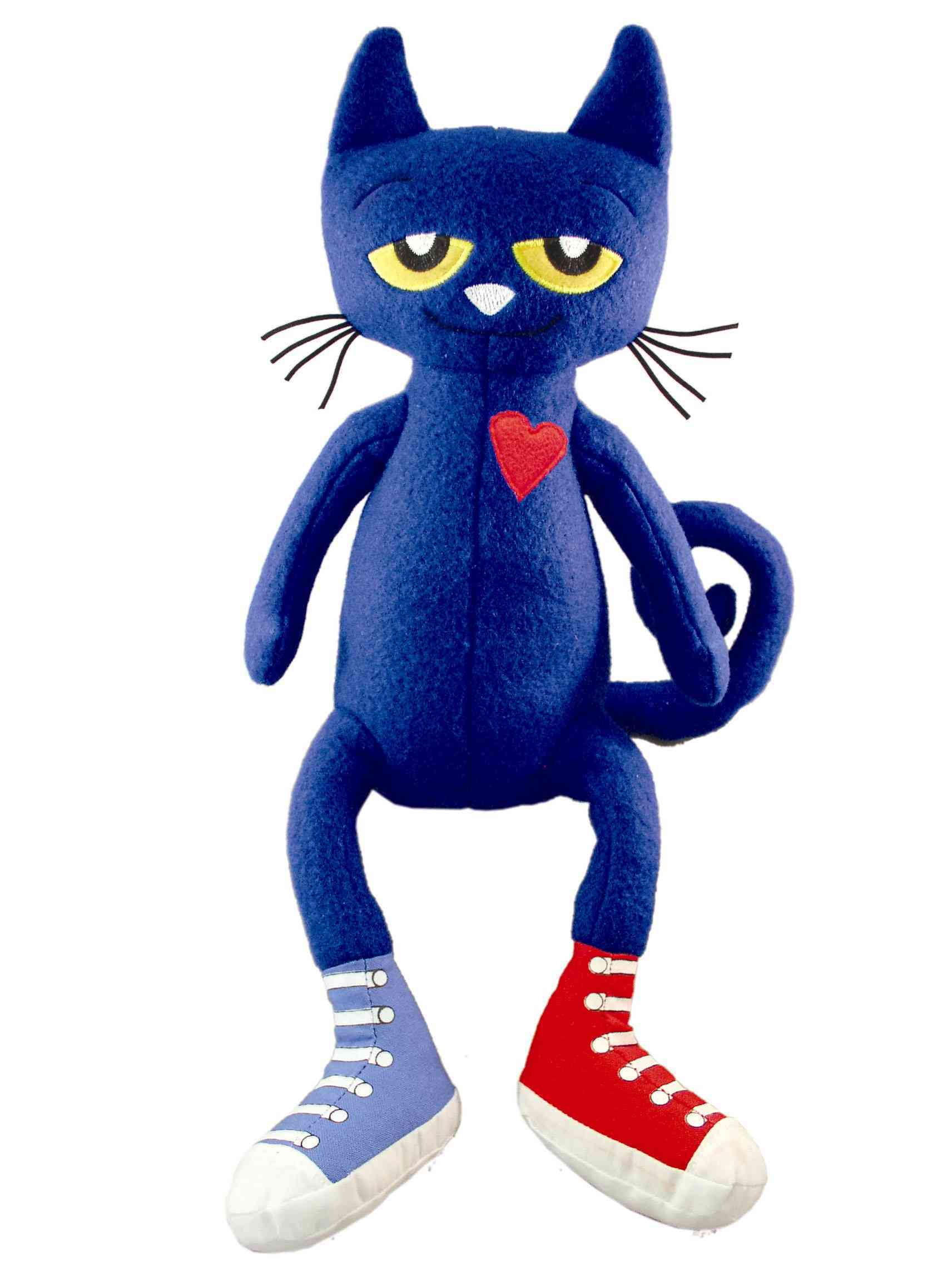 Pete the Cat Doll By Litwin, Eric/ Dean, James (ILT)